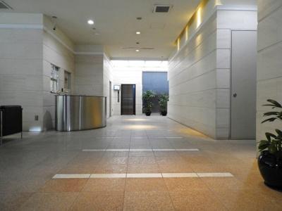 【エントランス】ヴァンデュール・アッシュ南船場
