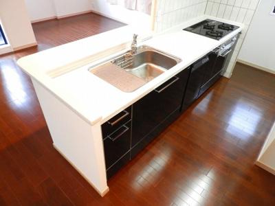 【キッチン】ヴァンデュール・アッシュ南船場