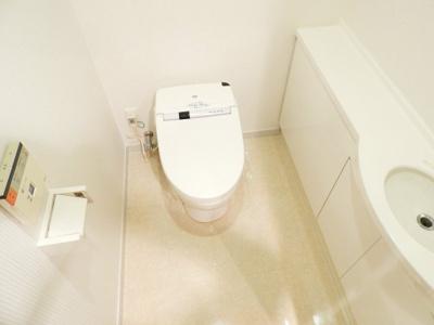 【トイレ】ヴァンデュール・アッシュ南船場