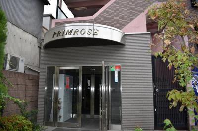 【エントランス】PRIMROSE
