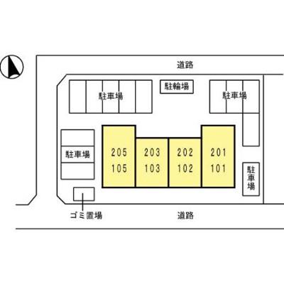 【区画図】パヒューム