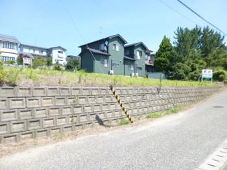 【土地図】新潟市西区五十嵐西土地