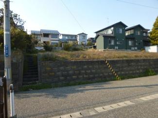 【外観】新潟市西区五十嵐西土地