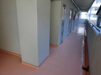 オレンジハウス1(柏原市国分西) 廊下