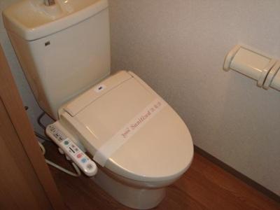 【トイレ】リバパレスおおたかの森