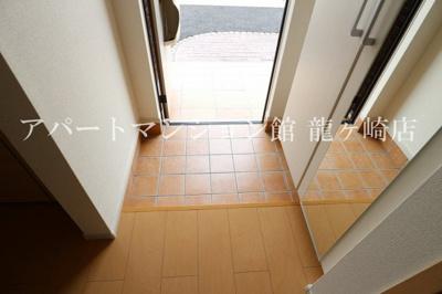 【玄関】イリーデⅡ