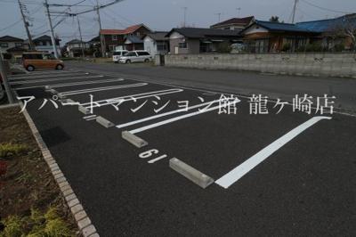 【駐車場】イリーデⅡ
