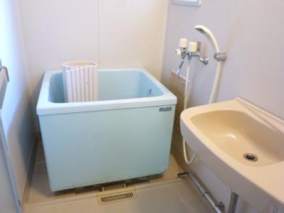 【浴室】メゾンクロシェット