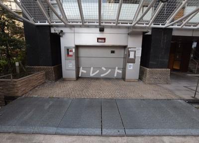 【駐車場】レジディアタワー麻布十番
