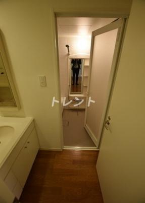 【洗面所】レジディアタワー麻布十番