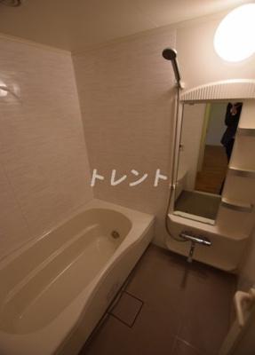 【浴室】レジディアタワー麻布十番