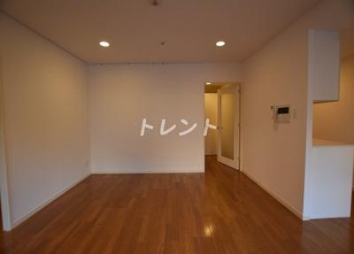 【居間・リビング】レジディアタワー麻布十番