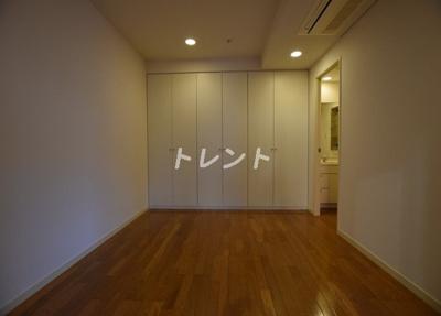 【収納】レジディアタワー麻布十番