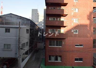 【展望】レジディアタワー麻布十番