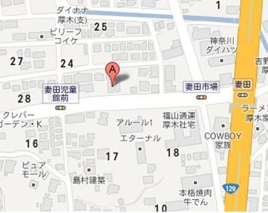 物件の地図です 小川ビル