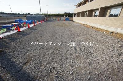 【駐車場】サランサラーム