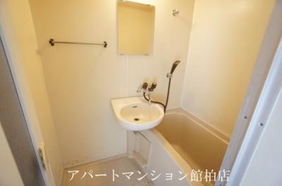 【浴室】レオパレス豊四季