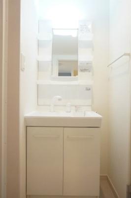 リブリ・ジェイパレスの洗面台