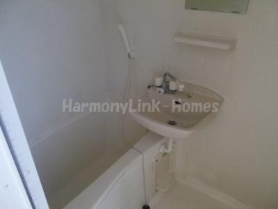 ローゼンハイムの落ち着いた空間のお風呂です