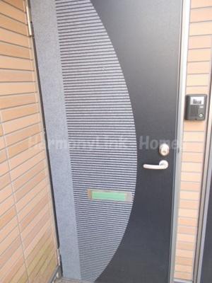 ローゼンハイムの毎日通る玄関はこちらです