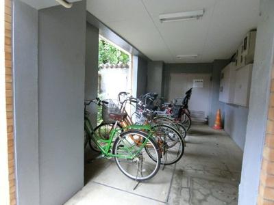 【その他共用部分】ライオンズマンション調布第3