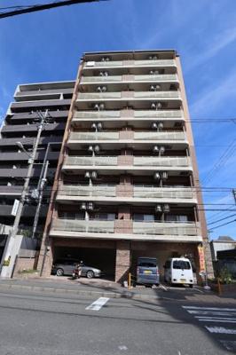 【外観】ロータリーマンション香里西之町
