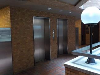 スカイプラザ赤坂 エレベーターホール