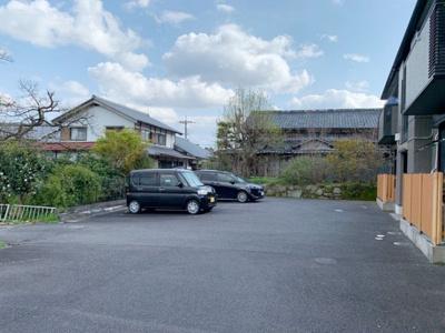 【駐車場】清峯荘