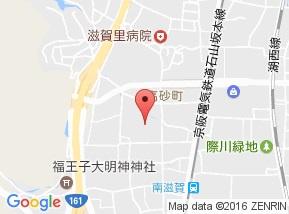 【地図】清峯荘