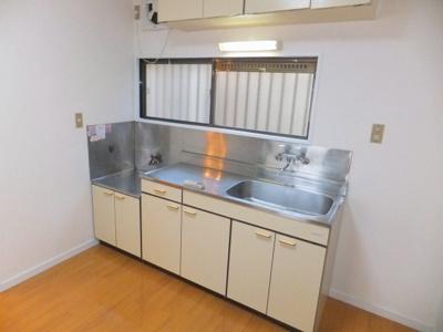 【キッチン】コーポ山本