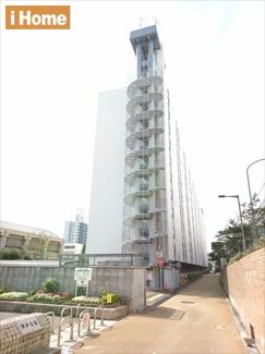 阪神青木駅まで徒歩8分!! 12階建10階部分のお部屋です。 眺望良好ですよ!!