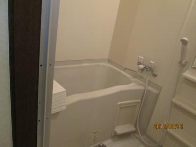 【浴室】キャスルハイアット301