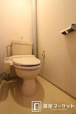 【トイレ】サンハイツ大豊