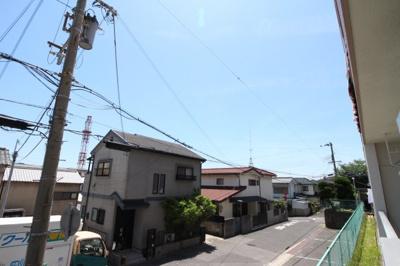 【展望】垂水農住団地1号棟