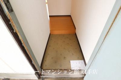 【玄関】サンシャイン白山