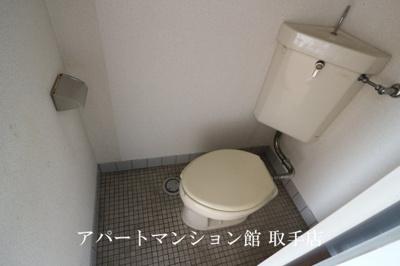 【トイレ】サンシャイン白山