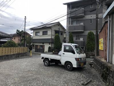 【外観】前田モータープール(三松)