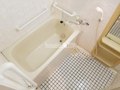 【浴室】パインハイツ甲子園