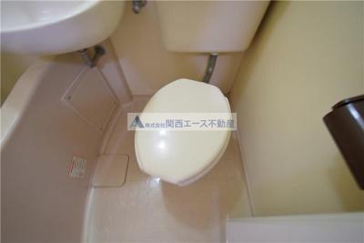 【トイレ】ハイム永塚