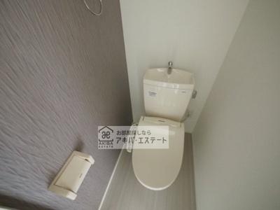 同一仕様写真 温水暖房便座☆