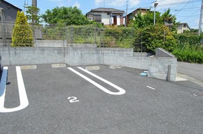 【駐車場】コーポ穂高
