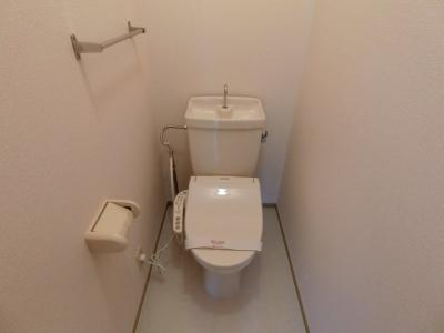 【トイレ】サンメゾン塚脇