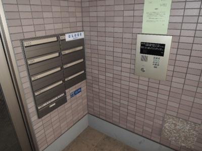 【セキュリティ】クレセントコート
