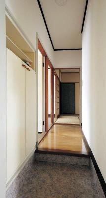 【玄関】ファミュールO