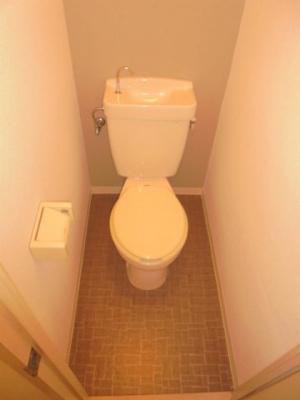 【トイレ】グランコーポ西今川