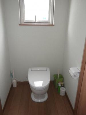 【トイレ】丸秀アパート
