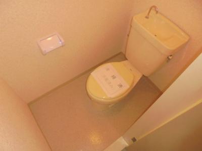 【トイレ】クレールシモノ