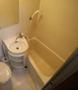 【浴室】コーポ小荷田