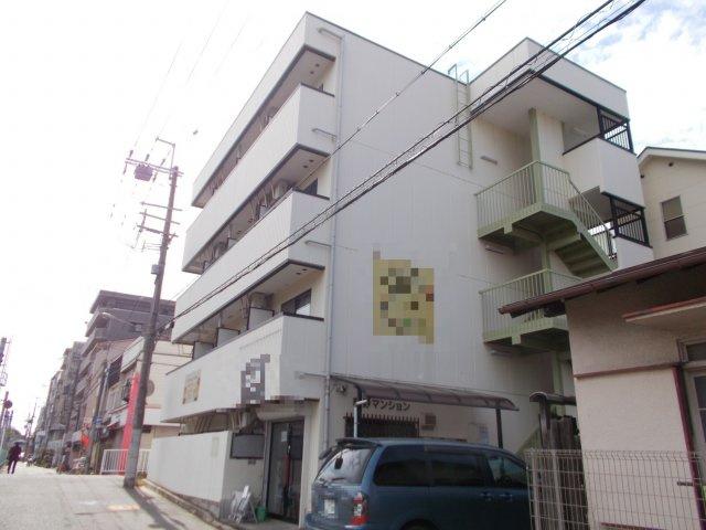 【外観】荻野マンション