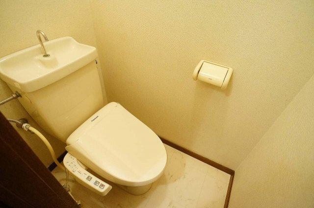 【トイレ】コーポマルイⅤ